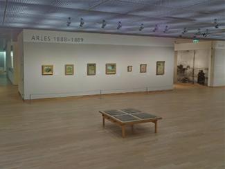 Van Gogh Museum interior